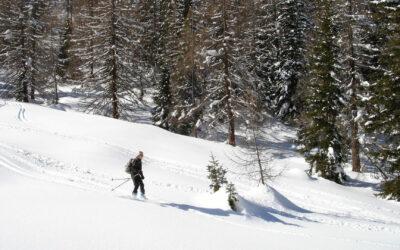 Dubois, Wyoming: inverno sul Togwotee Pass