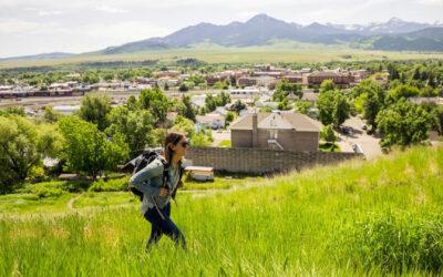 Four Season Fun in Livingston, Montana