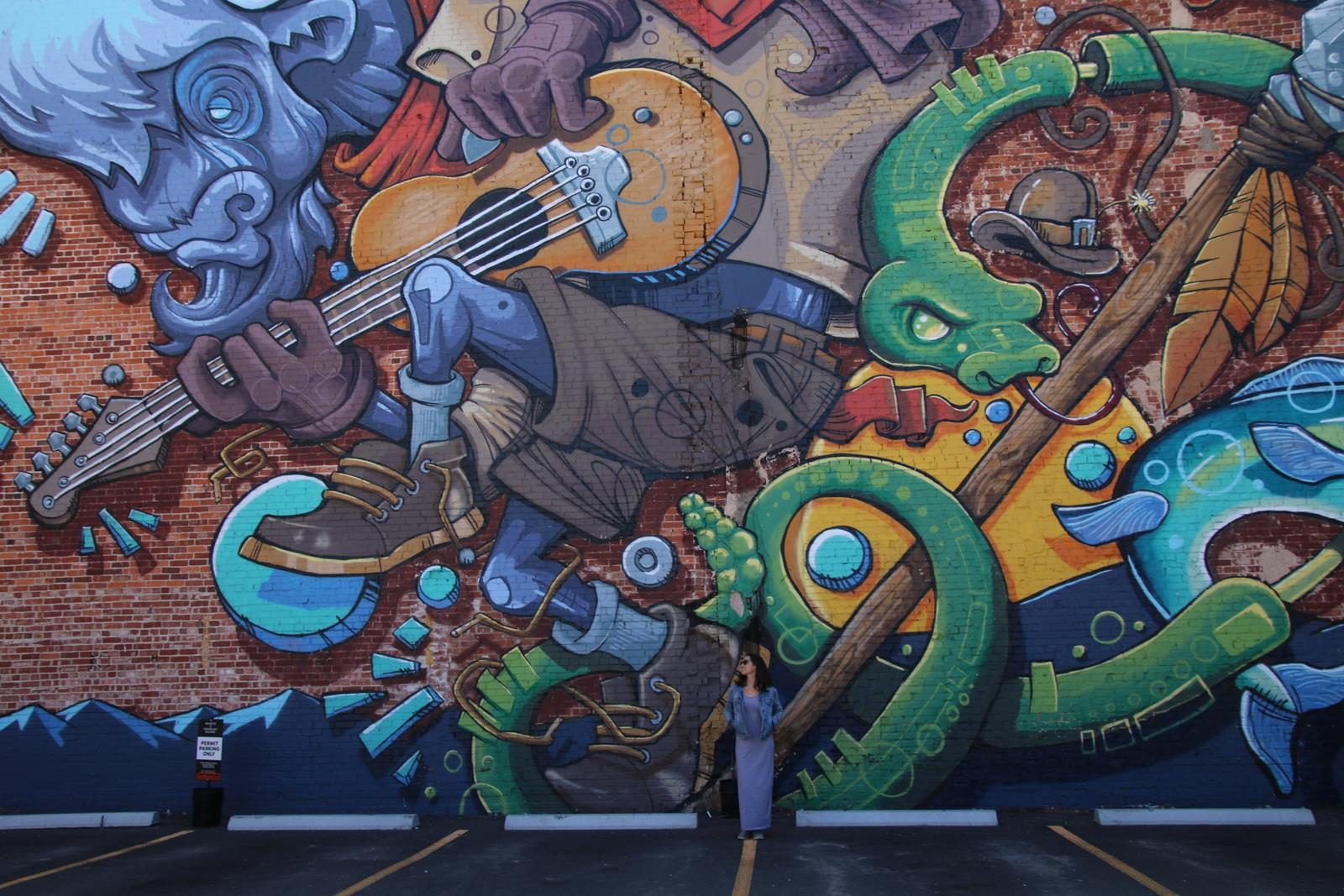 mural, cheyenne, street art cheyenne