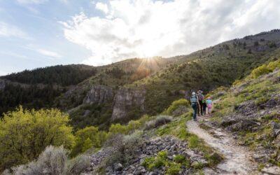 Entdecke die Magie des Cache Valley in Utah