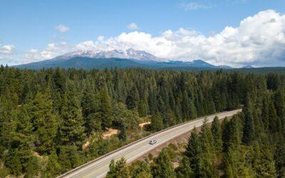 Escapad de las multitudes con un viaje por carretera a través del UpState California