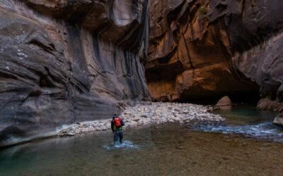 Parque Nacional Zion en invierno: Aventuras en climas fríos