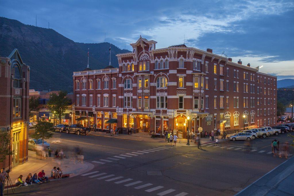 Strater Hotel Durango Colorado