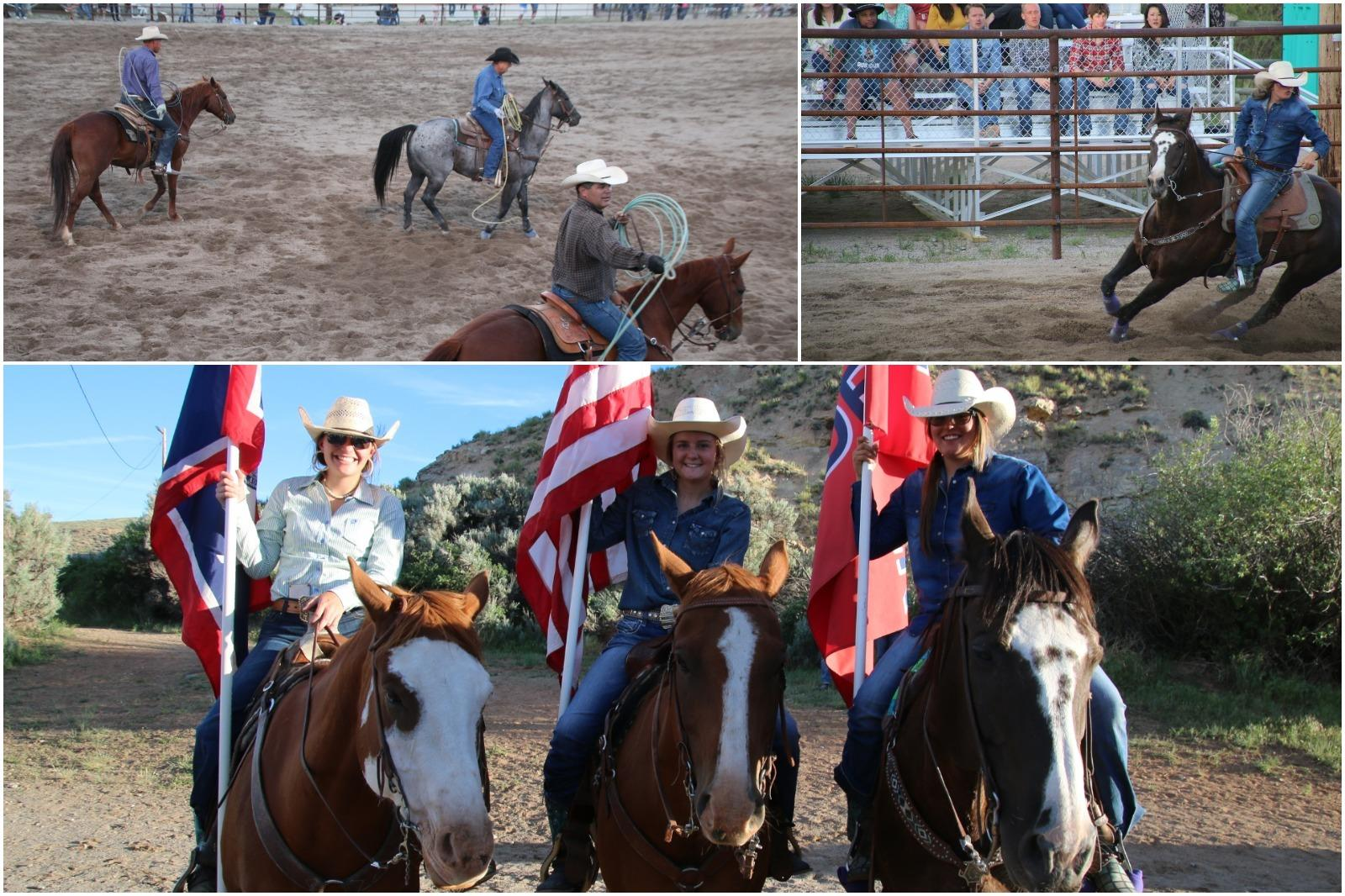 One of the best things to do in Wyoming is see a rodeo!