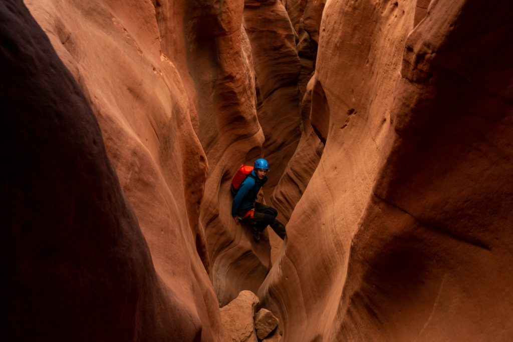 Irish Canyons with Moab Canyon Tours