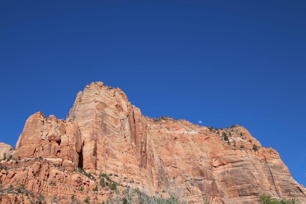 Kolob Canyon, Kolob Canyons, hiking, Zion National Park, red cliffs
