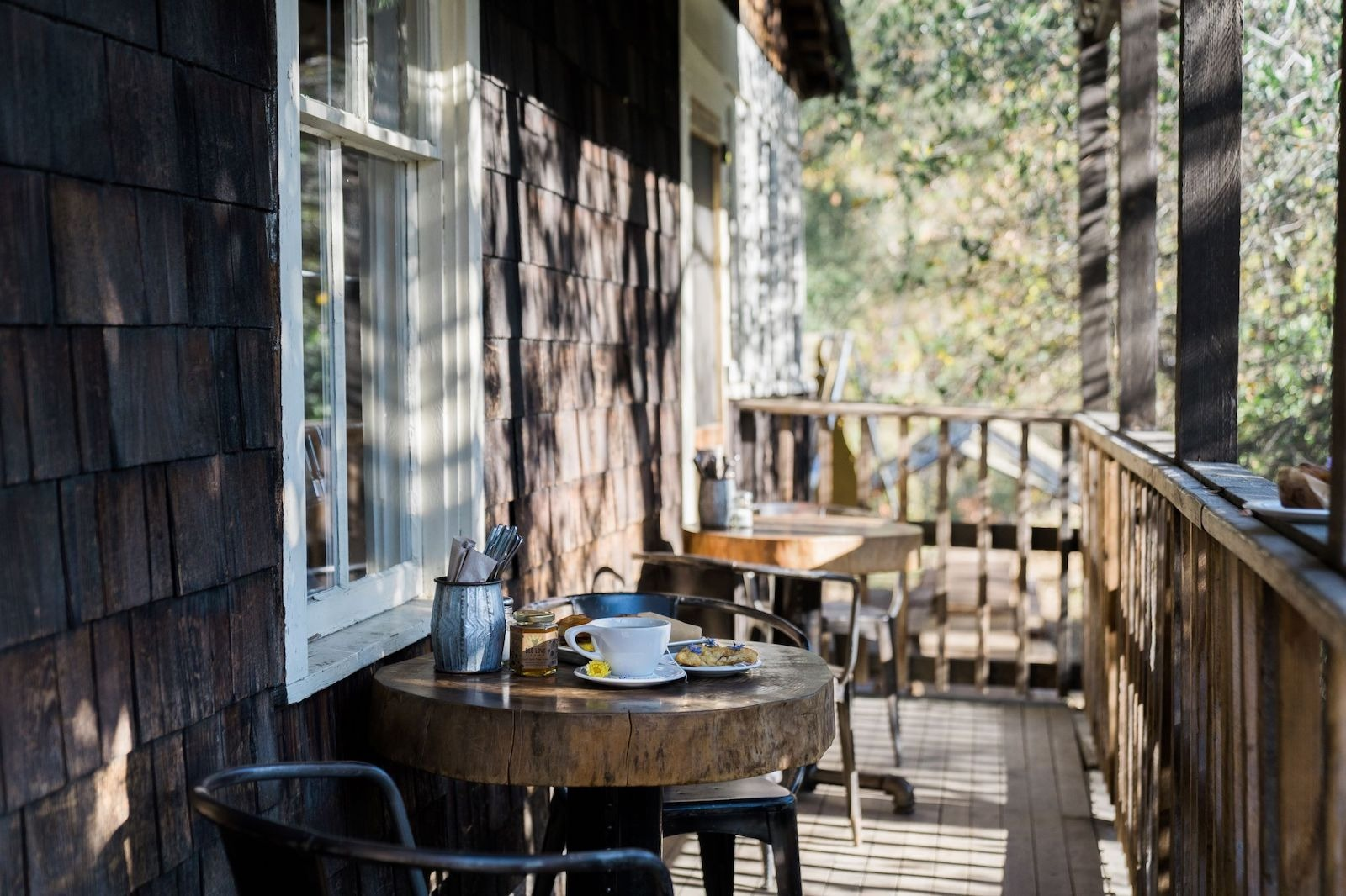Argonaut Cafe in California's Gold Country