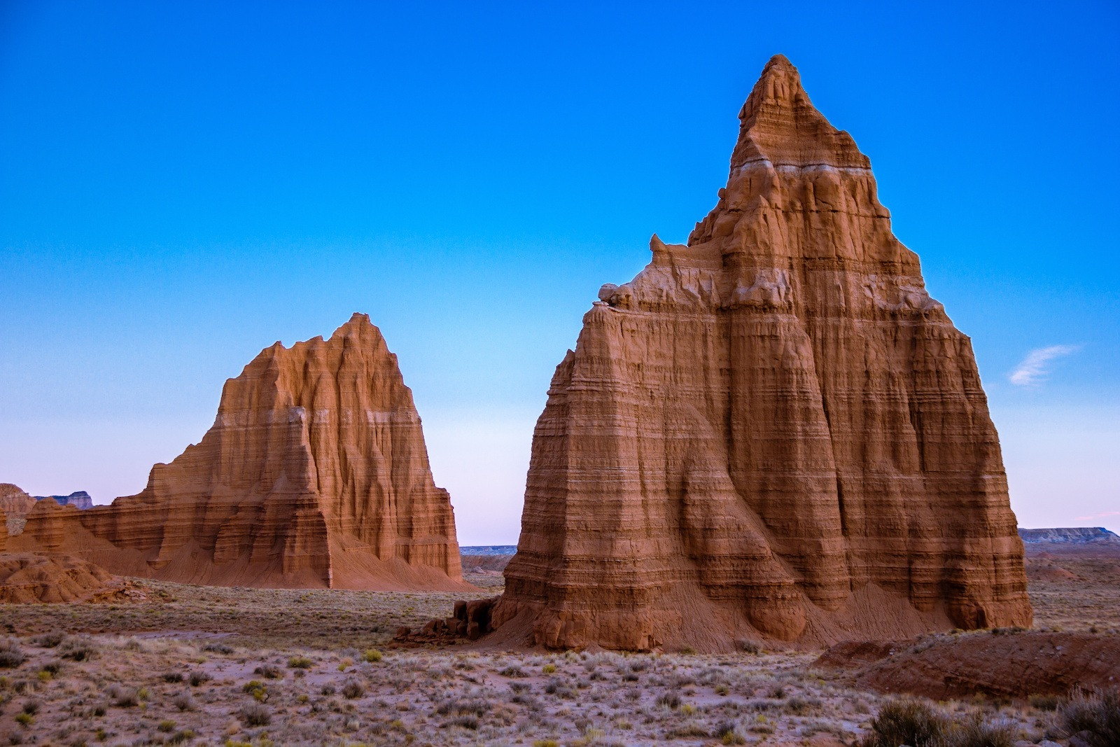 Amazing Landscapes in Capitol Reef Country, Utah