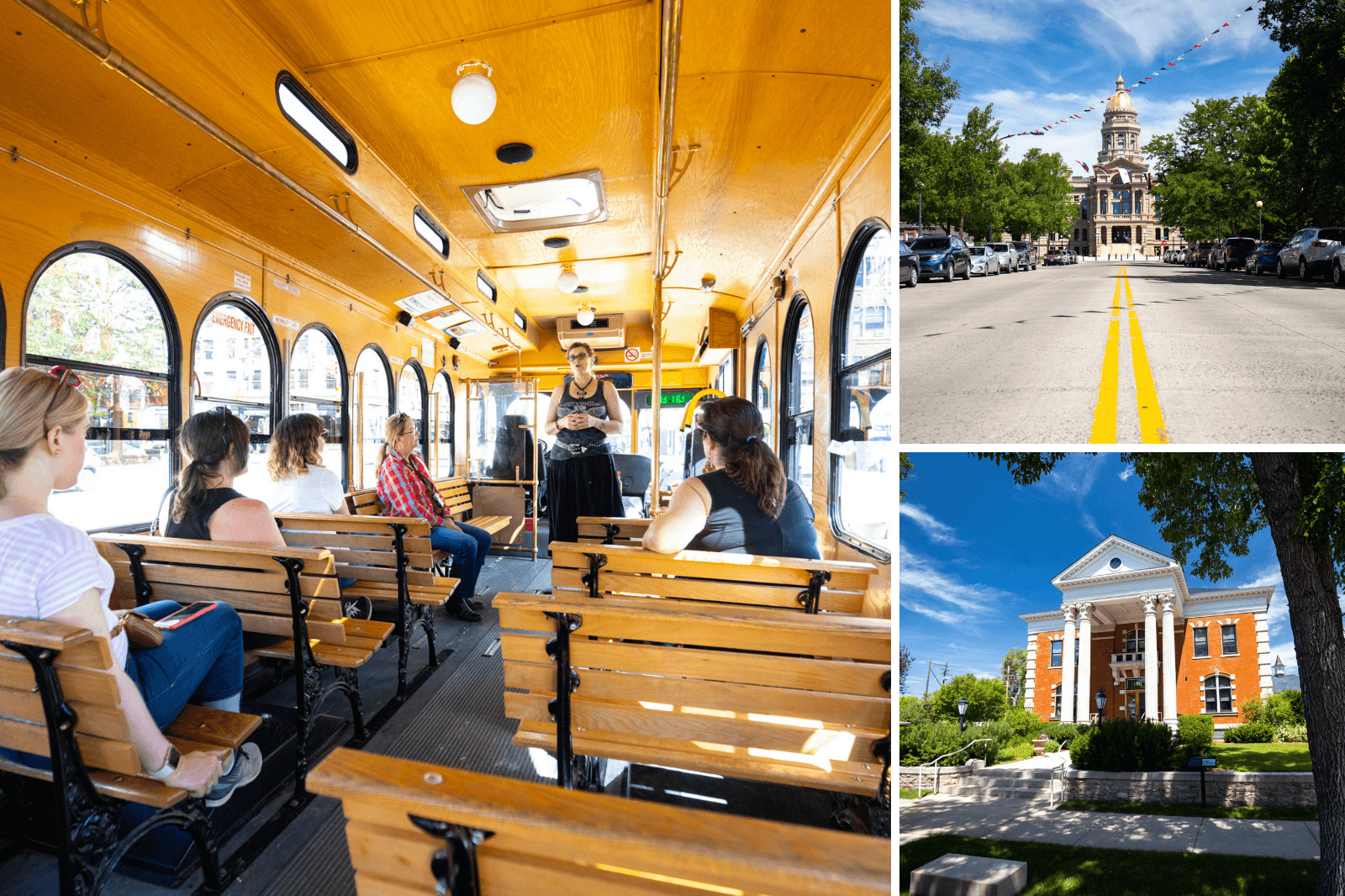 Cheyenne Frontier Days Trolley Tour