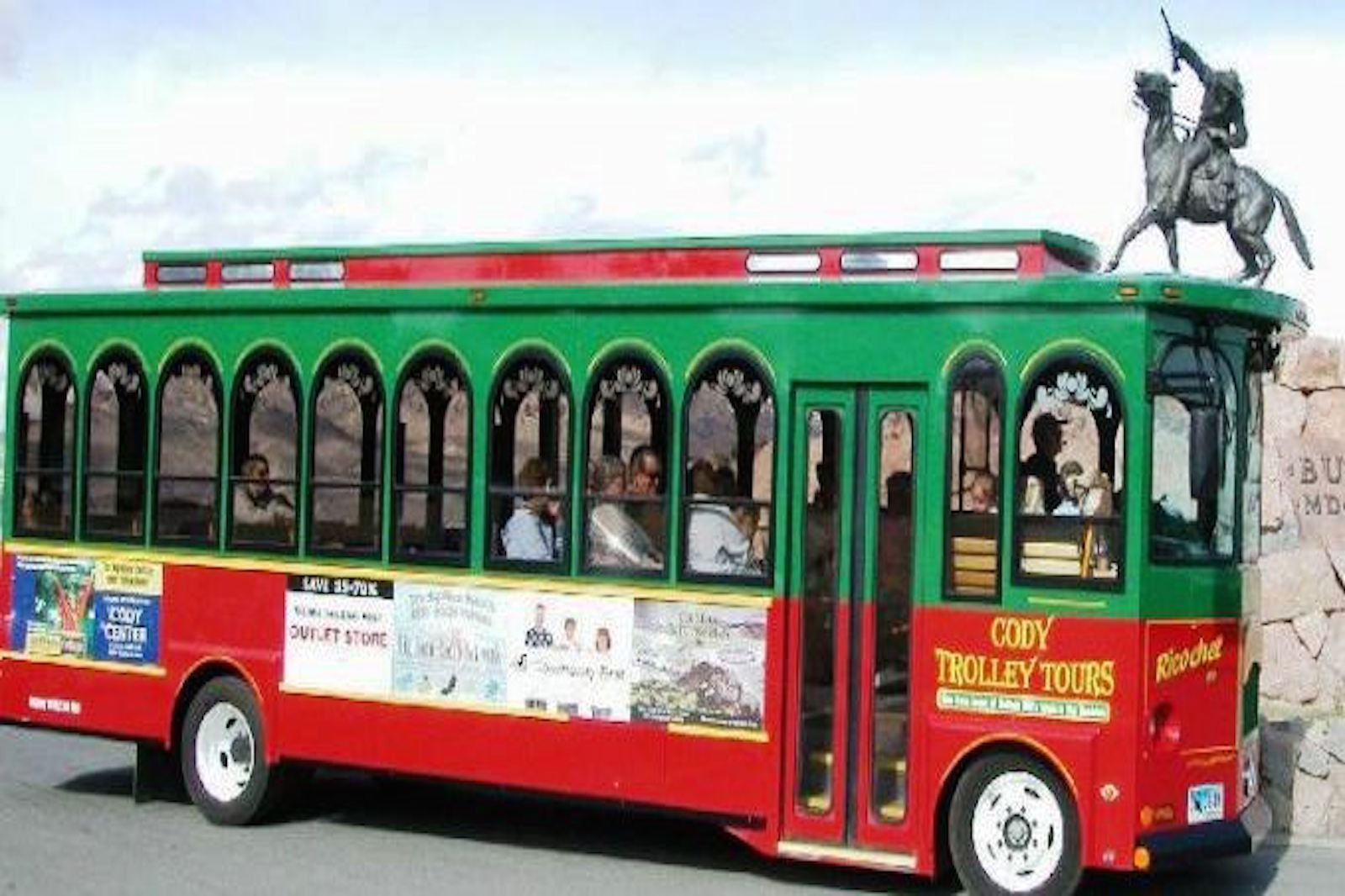 Cody Trolly Tours: Part of grand American adventures