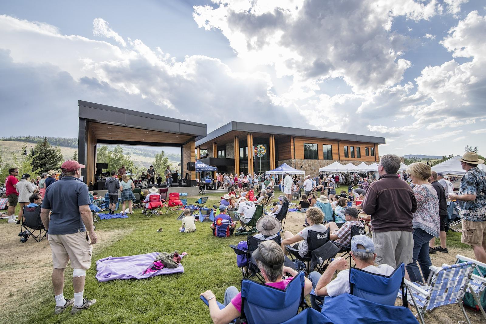 concert in Silverthorne, CO