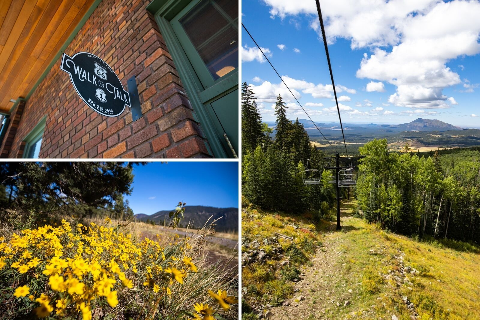 Flagstaff, Arizona is a Four Seasons Destination