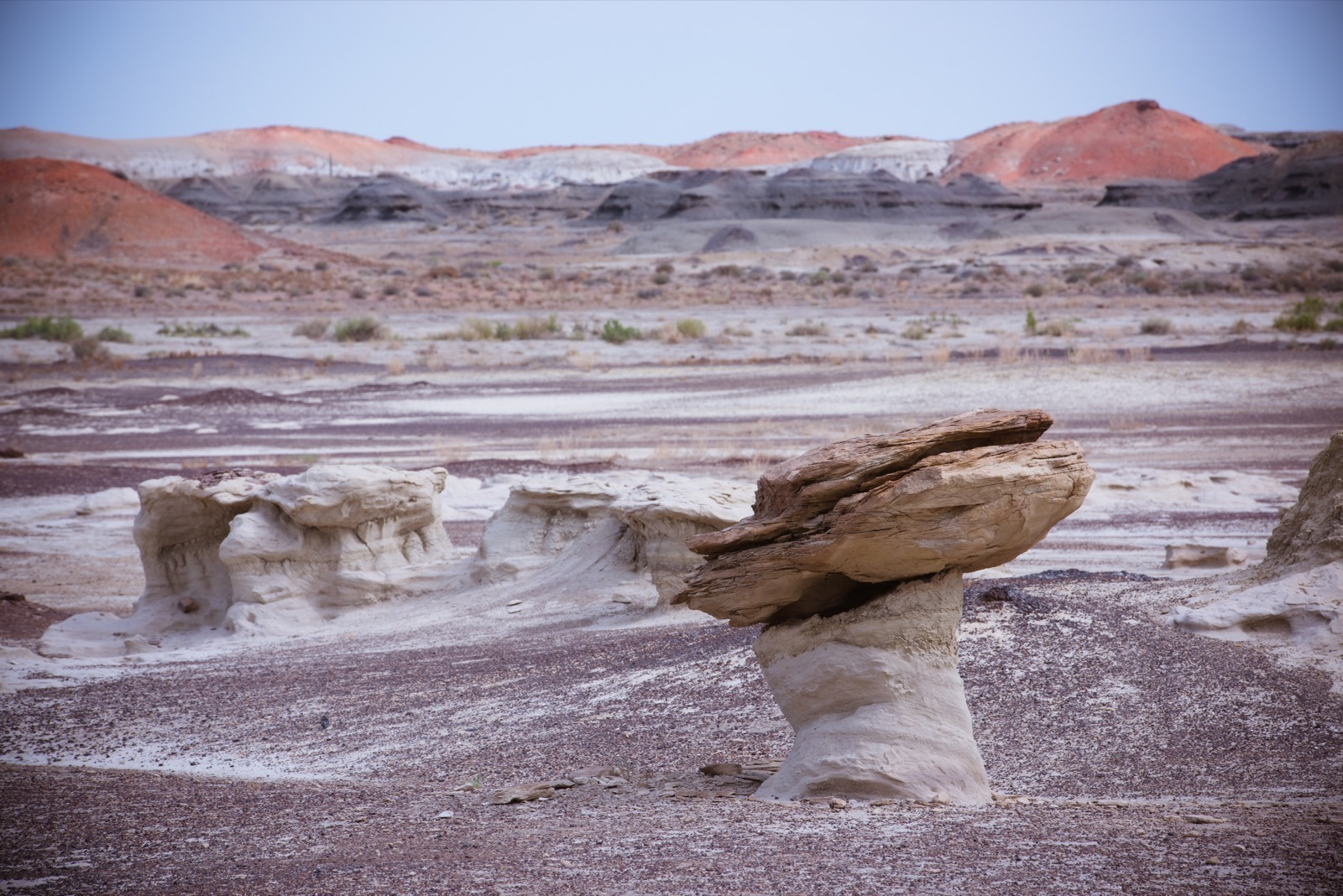Jaydiamond-Taliman-navajo-nation-new-mexico-bisti-badlands