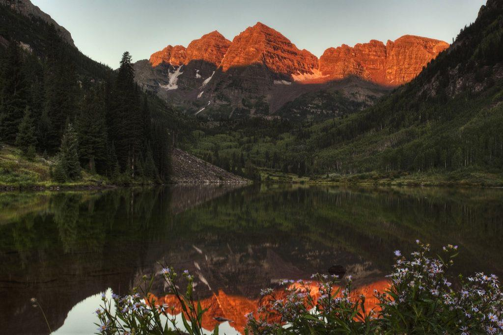 aspen, maroon bells, colorado, hiking