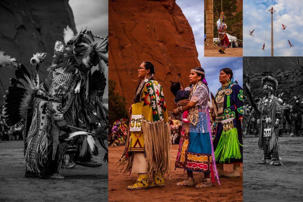 Pow Wow Dancers gallup indian ceremonial