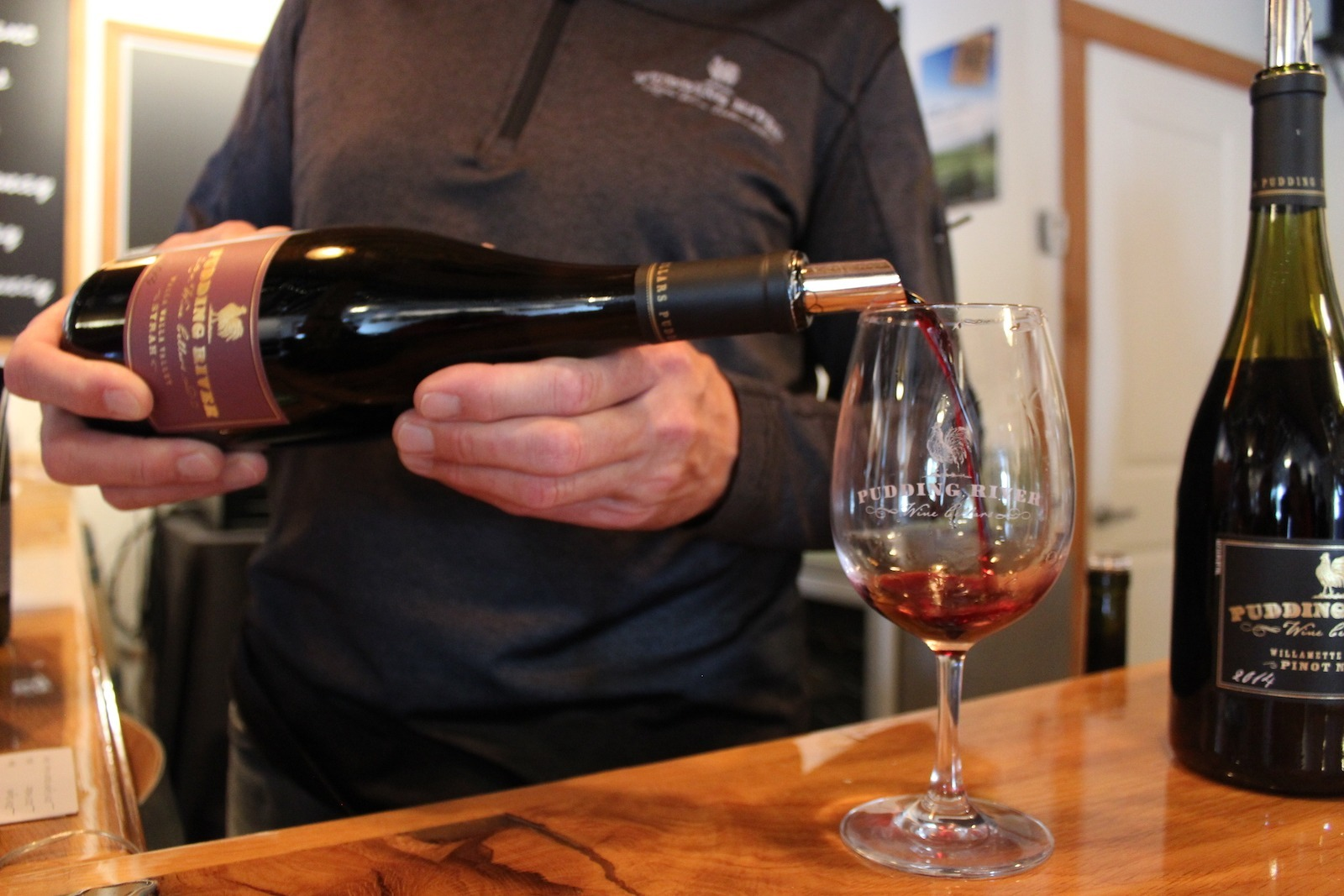 Wine Tasting in Willamette Valley, Oregon