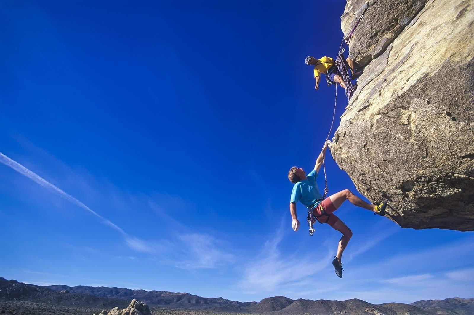 rock climbing guidelines