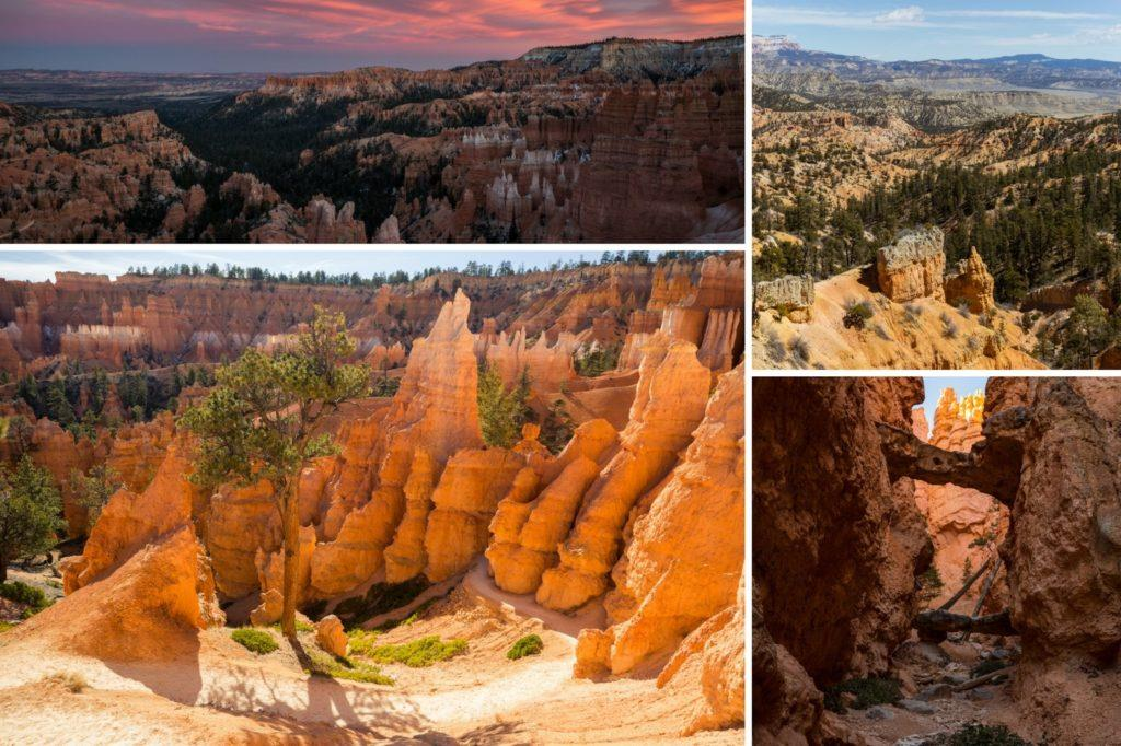Ruby's Inn Bryce Canyon NP compilation