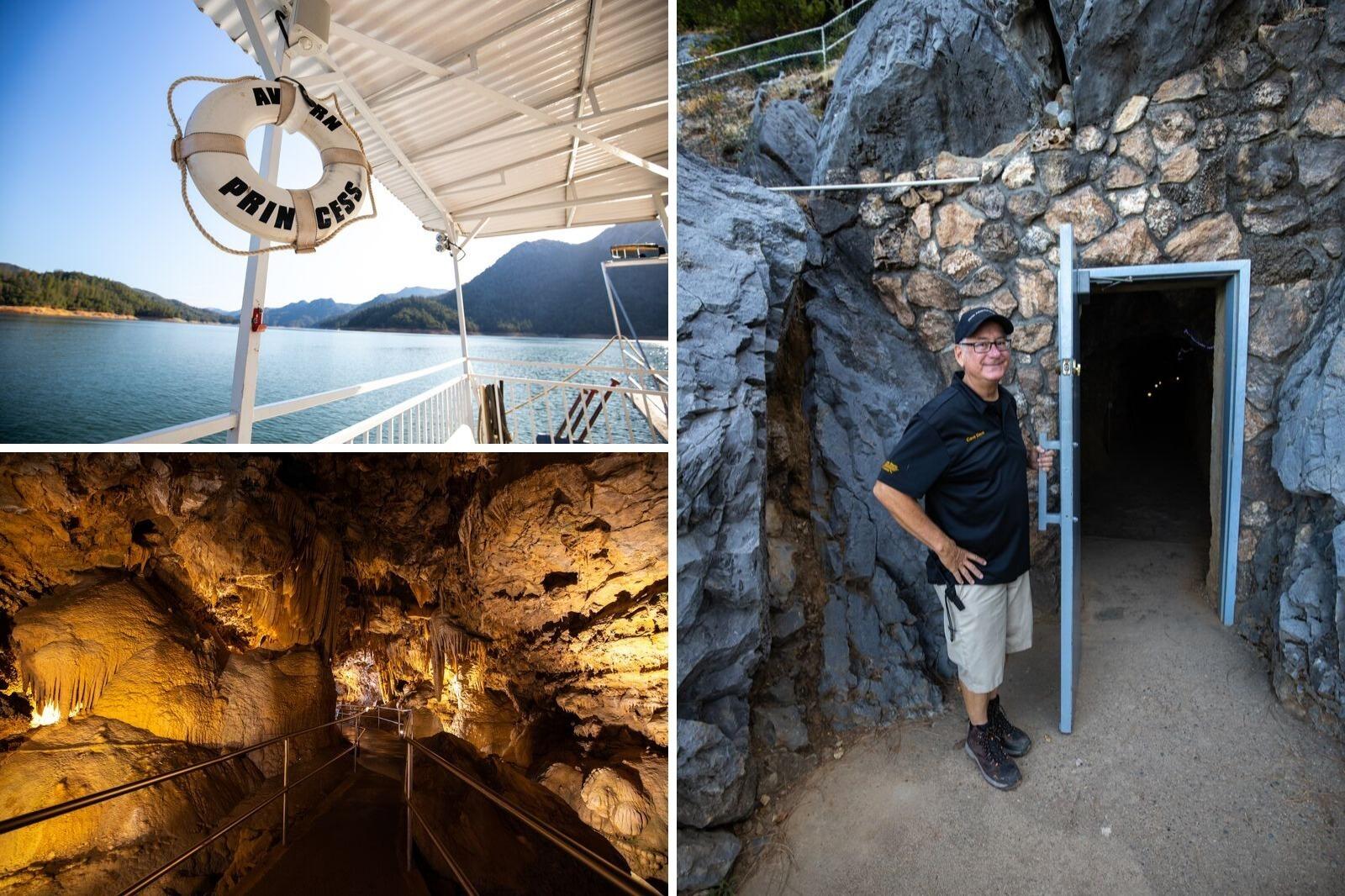 Adventure at Shasta Caverns Lake Shasta on your Road Trip