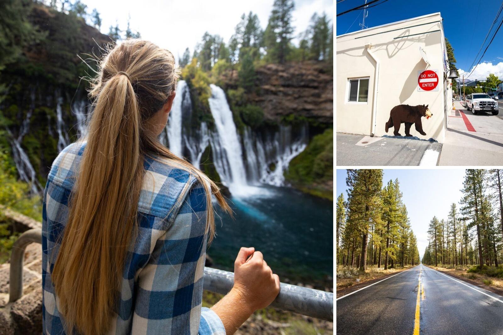 Road Trip Through UpState California