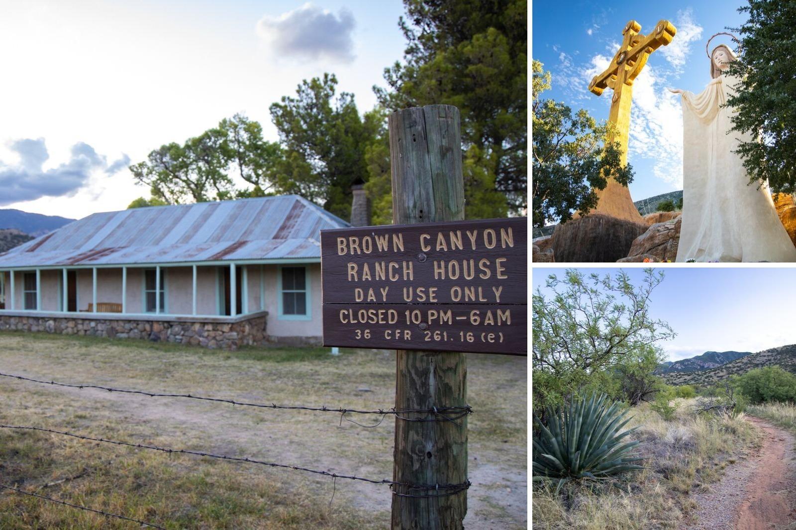 Local Landmarks in Sierra Vista, Arizona
