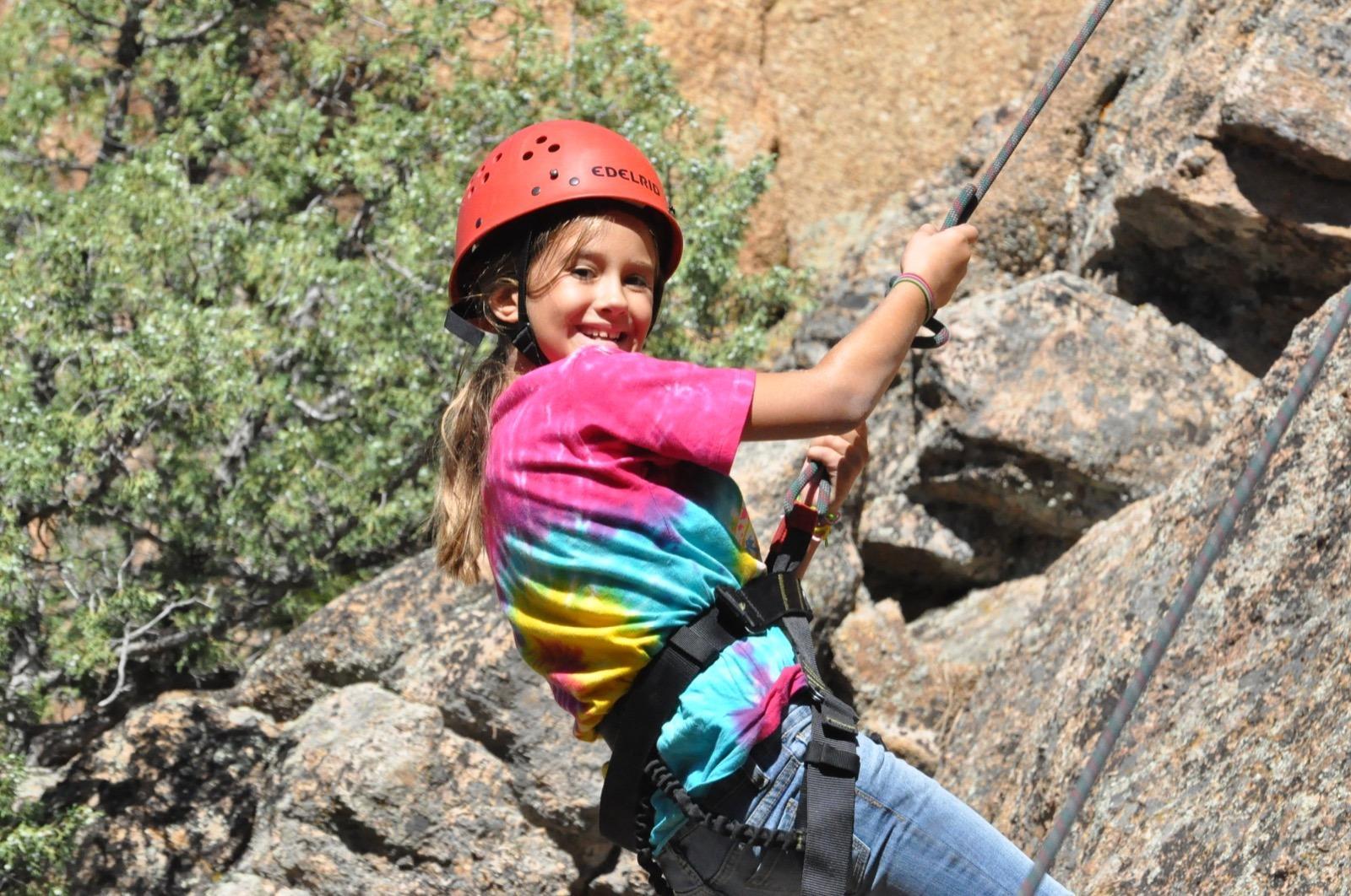 Rocky Mountain national park climbing