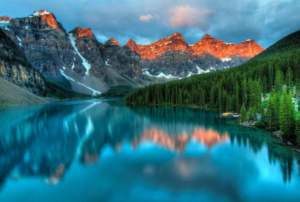 Canada national parks, national parks in Canada