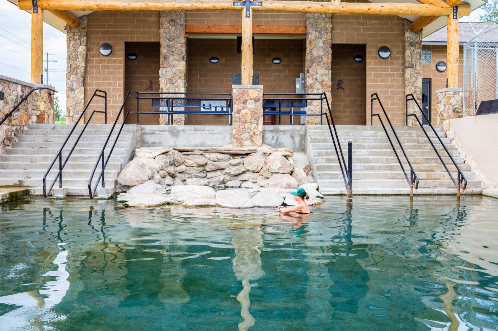 Escape to Saratoga's hobo hot springs (they're free)