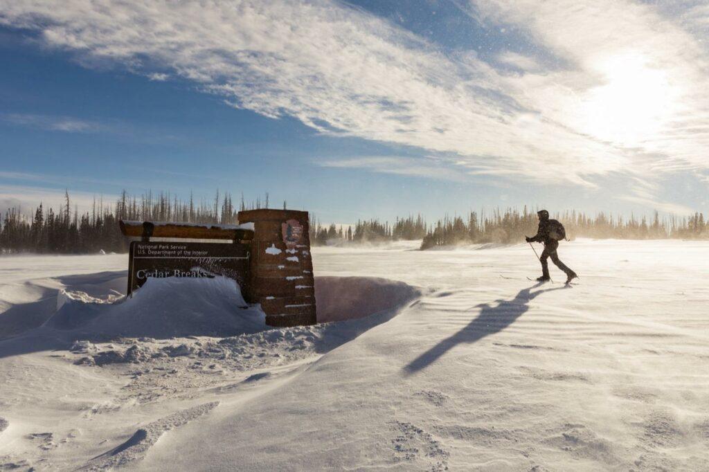 cedar-city-brian-head-utah-nordic-cross-country-skiing-breaks-national-monument-winter