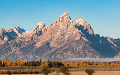 Grand Teton Nationalpark: Wyomings prominente Gipfel