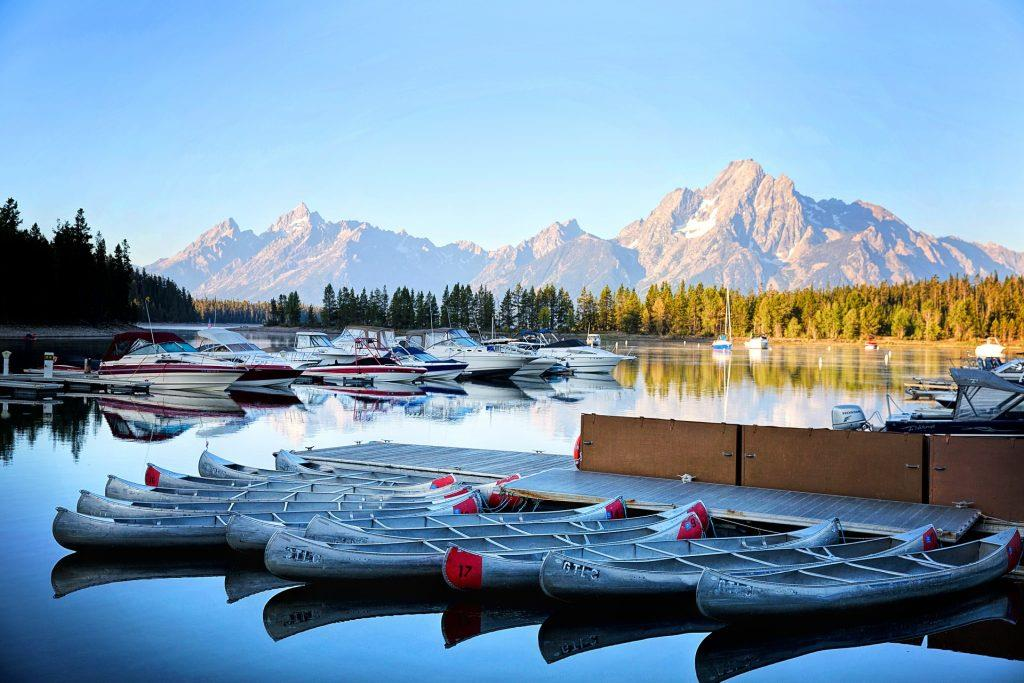 Grand Tetons, Yellowstone National Park