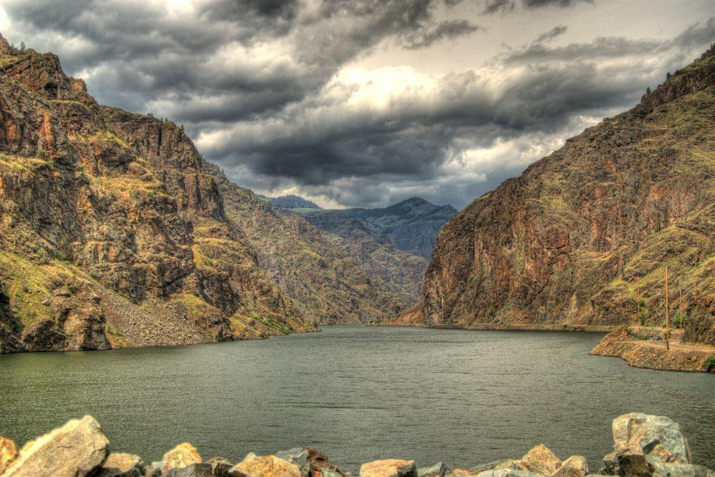 Hells Canyon, Oregon, Parks