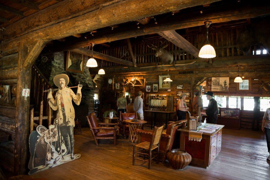 lodges-east-yellowstone-wyoming-buffalo-bill-history-old-west-pahaska-tepee