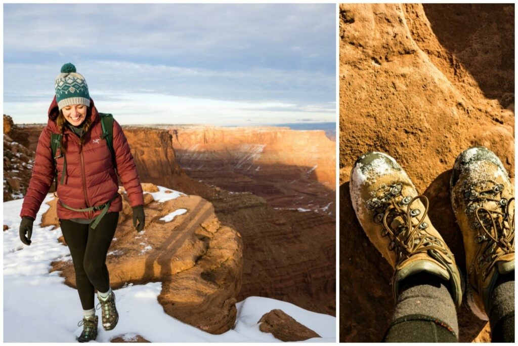 moab-utah-hiking-dead-horse-point-state-park-winter-hiking