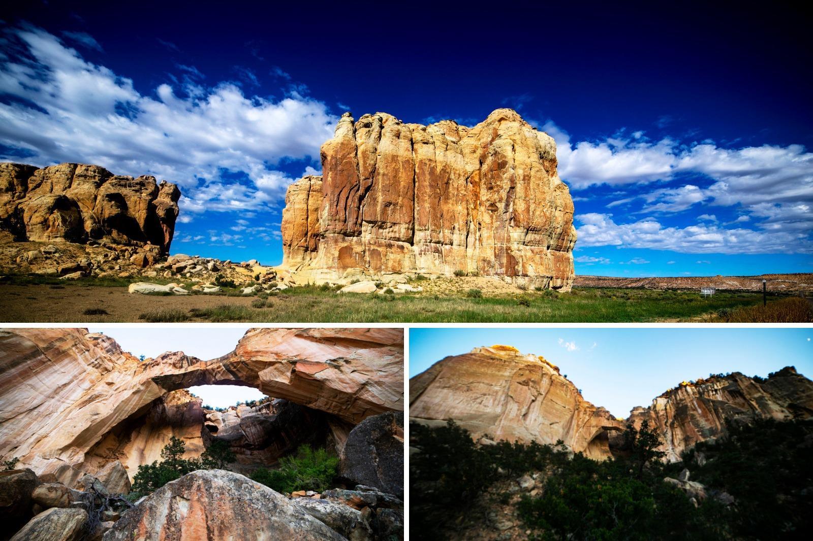 Grants, New Mexico - El Malpais