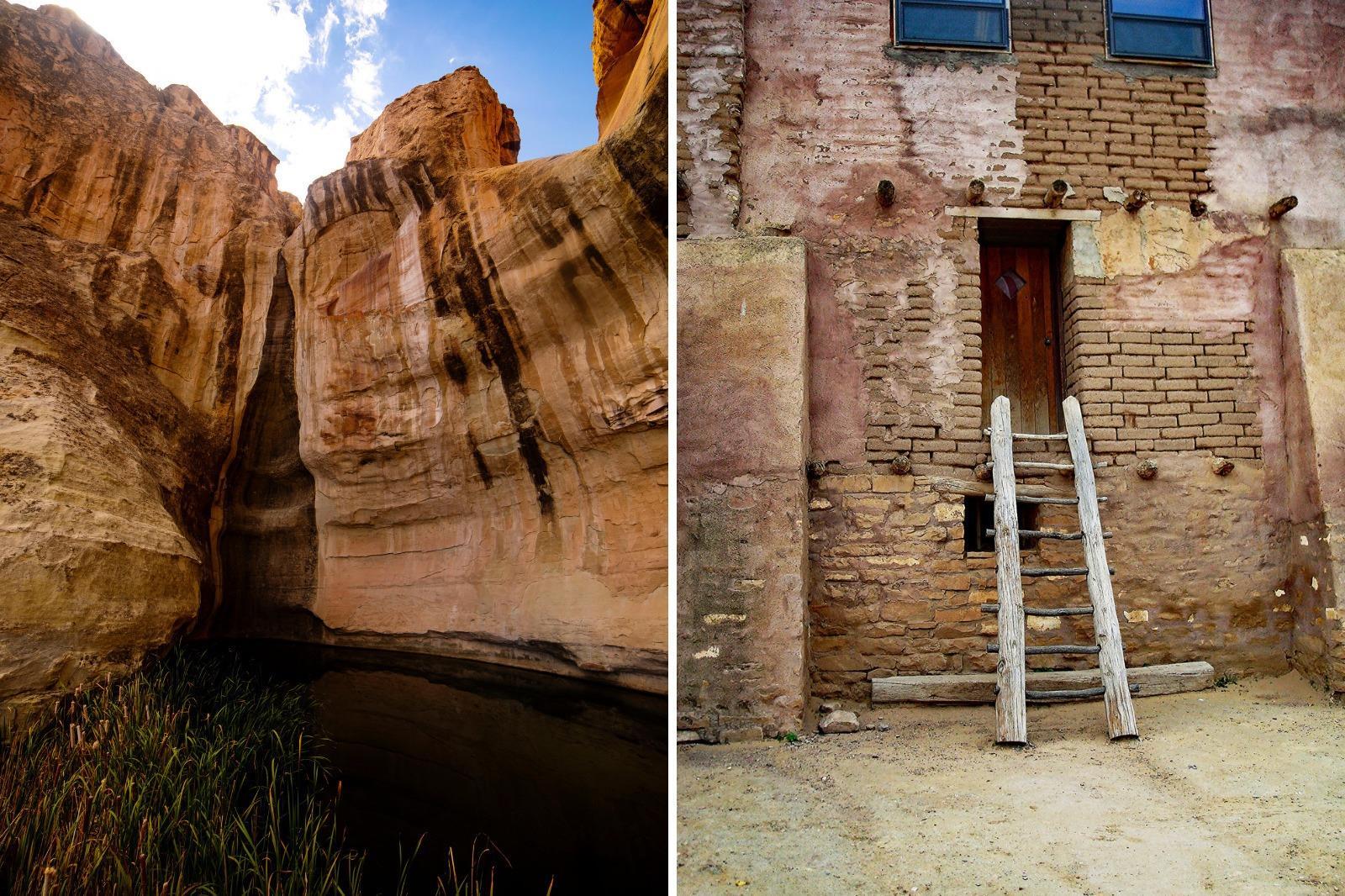 Grants, New Mexico - surroundings