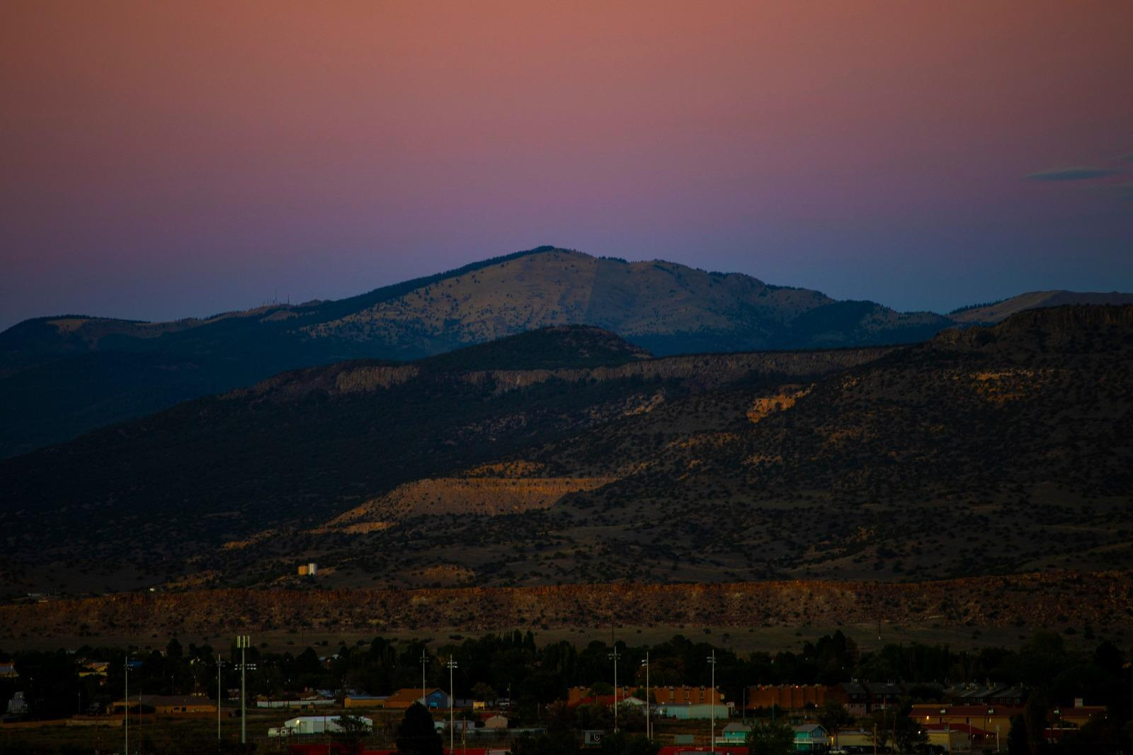Grants, New Mexico - view
