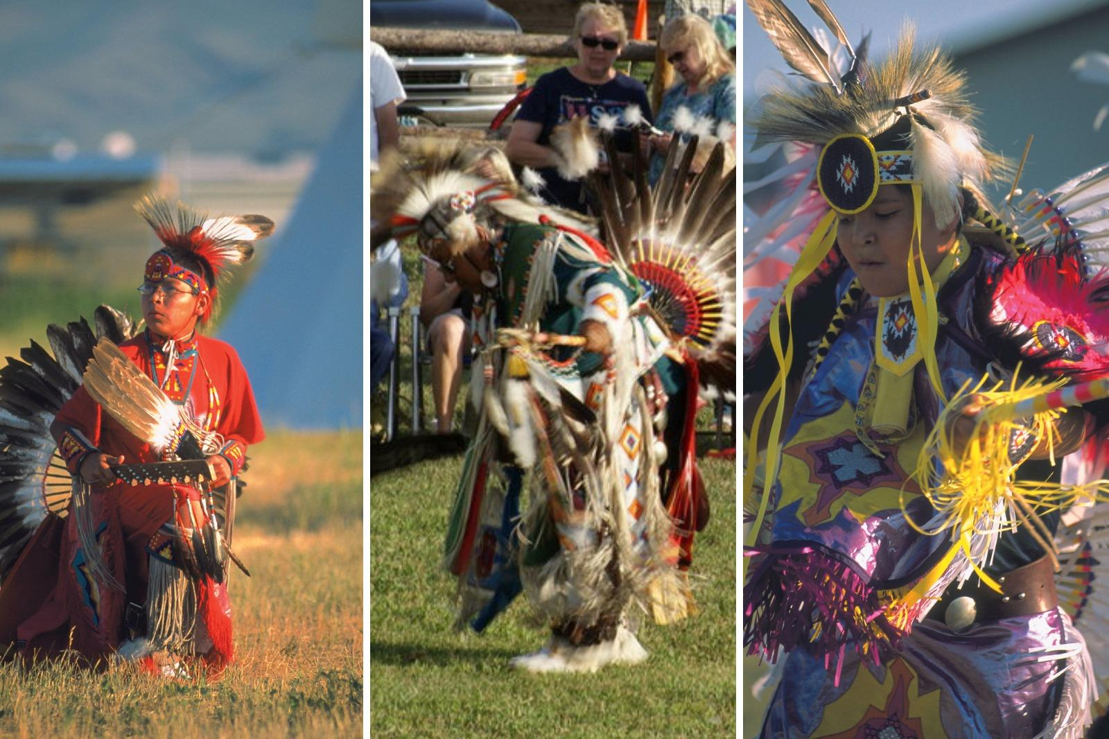 Native American dance exhibitions are one of the best Wyoming cultural experiences