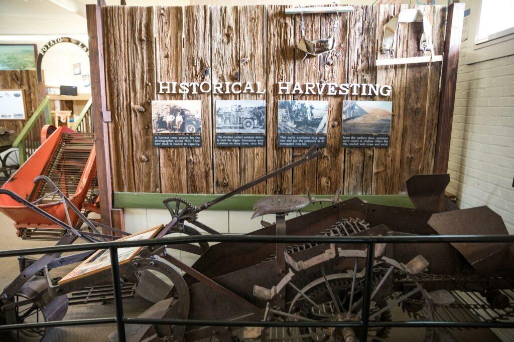 Idaho Potato Museum - Blackfoot, Idaho