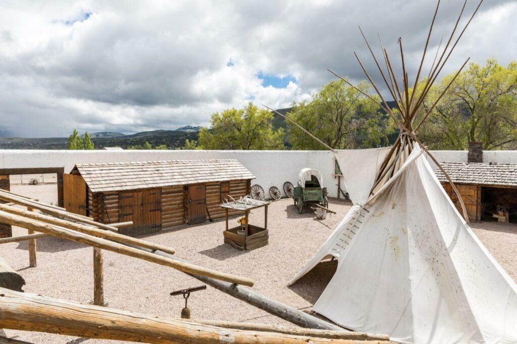 Fort Hall Replica - Pocatello, Idaho