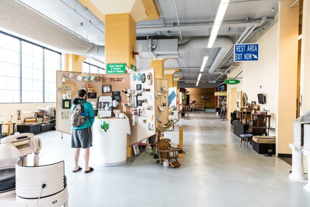 Museum of Clean - Pocatello, Idaho