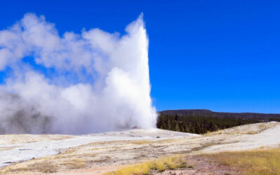 Yellowstone National Park: America's Geothermal Wonderland