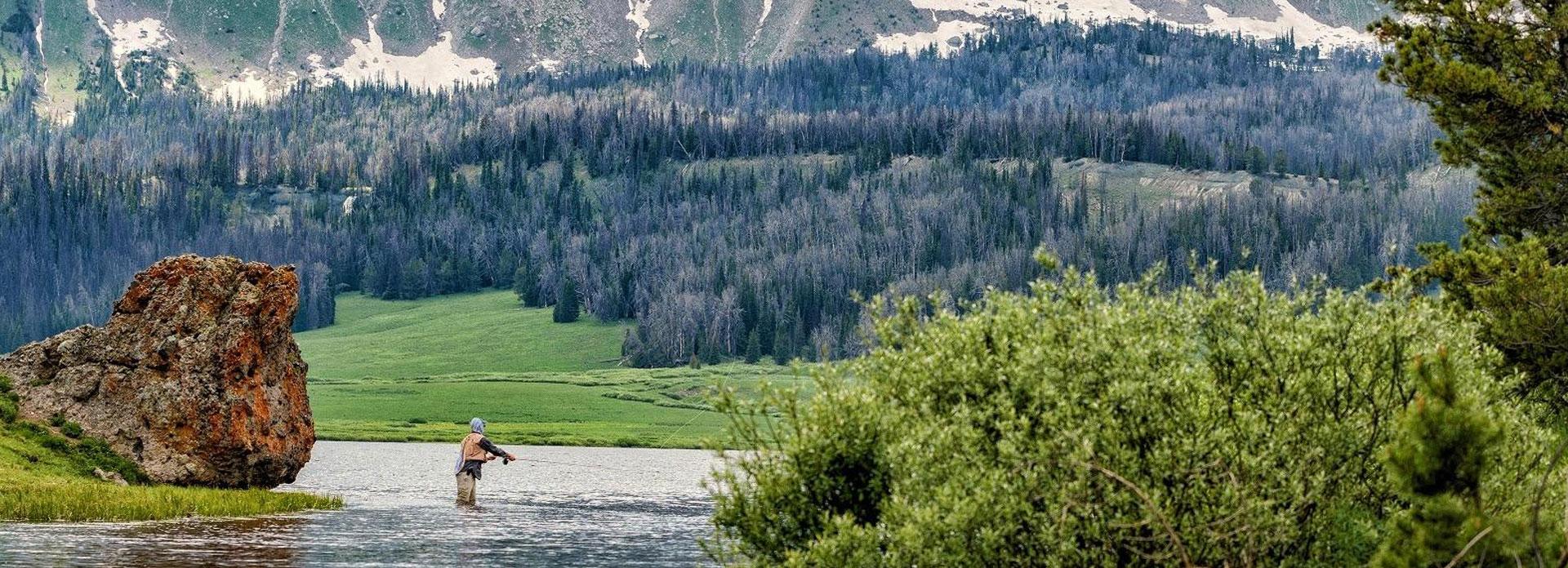 Le 5 migliori cose da fare a Wind River Country, nel Wyoming