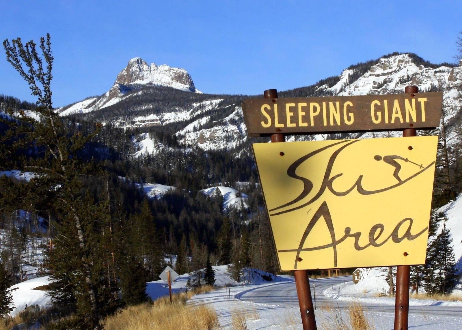 Sleeping Giant Ski Area Lives On
