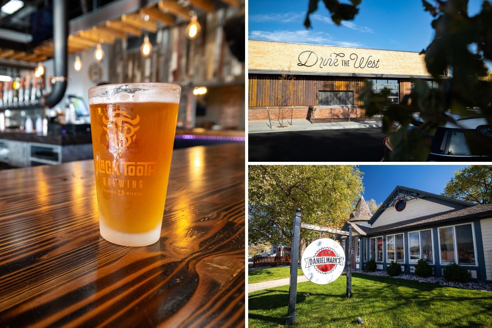Craft Beer and Distilleries in Cheyenne