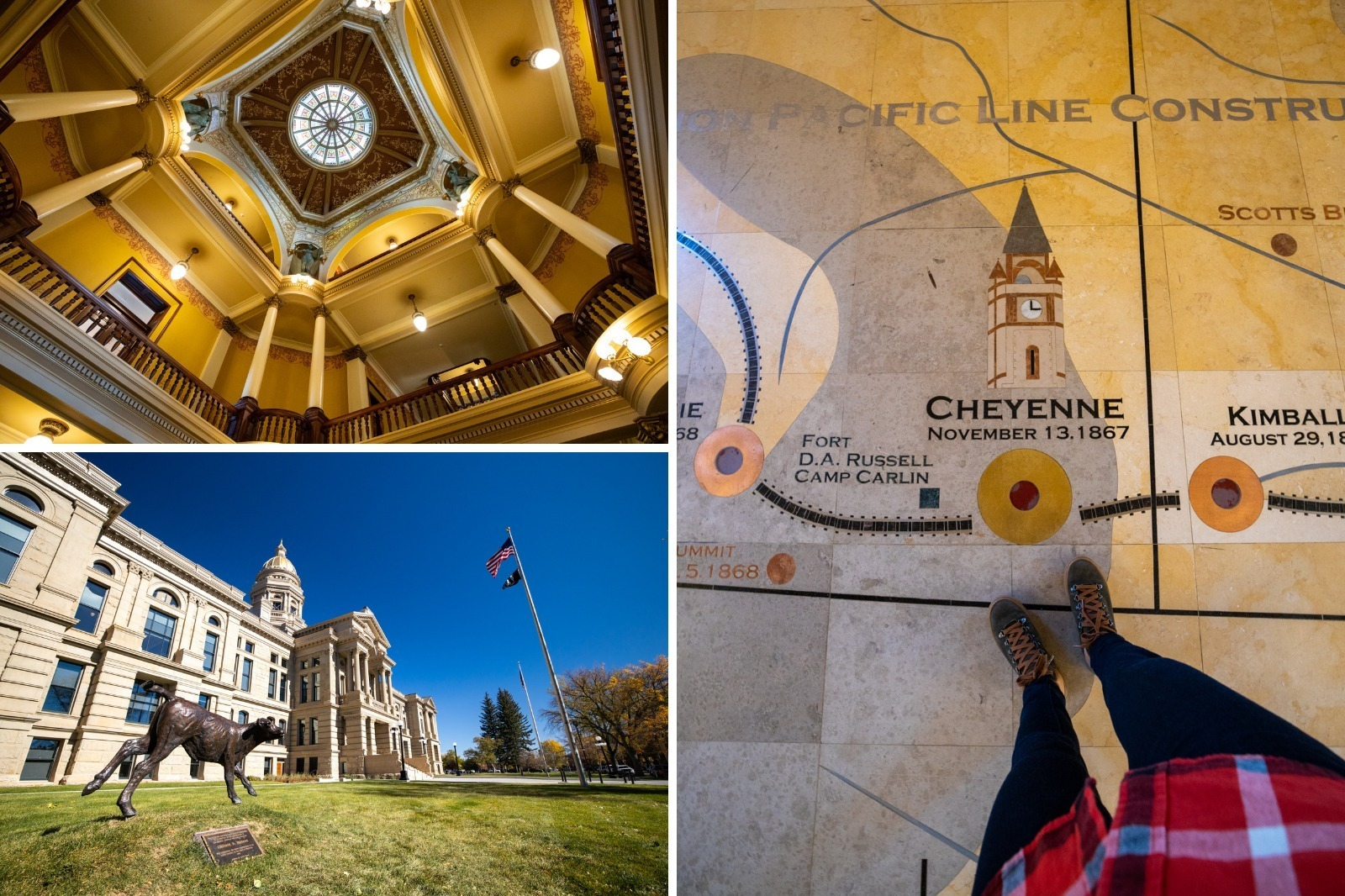 Museums and history of Cheyenne