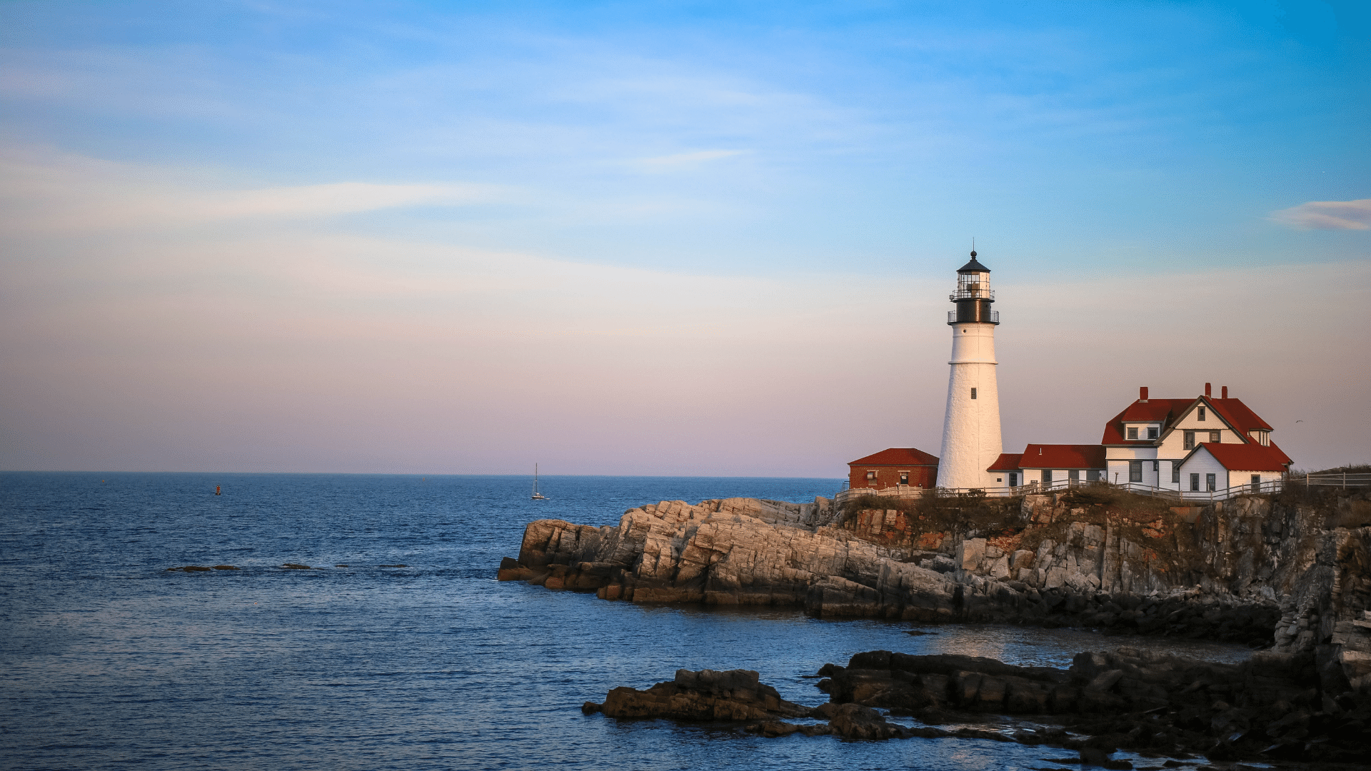 Maine Reiseroute: Nordöstlichster Bundesstaat der USA