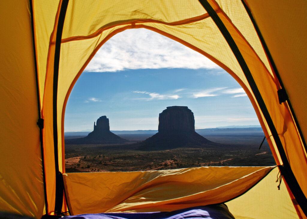 Monument Valley Camping Arizona