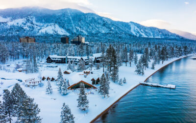 The Best Winter Ever in South Lake Tahoe, Nevada