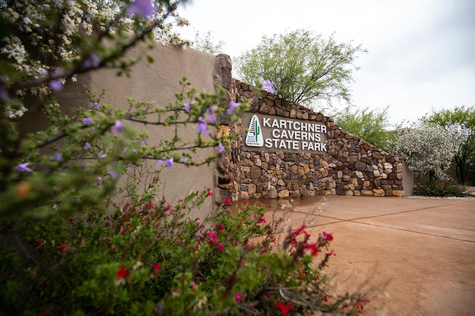 Kartchner Caverns State Park in Sierra Vista, AZ